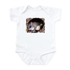 Flying Squirrel in Tree Infant Bodysuit