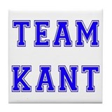 Team Kant Tile Coaster