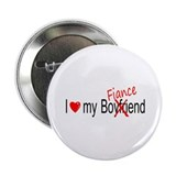 "I Love My Fiance 2.25"" Button"