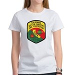 CDF Forestry Fire Women's T-Shirt