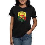 CDF Forestry Fire Women's Dark T-Shirt