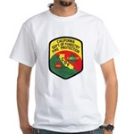 CDF Forestry Fire White T-Shirt