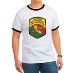 CDF Forestry Fire Ringer T