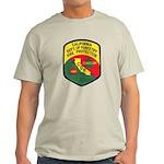 CDF Forestry Fire Light T-Shirt