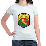 CDF Forestry Fire Jr. Ringer T-Shirt