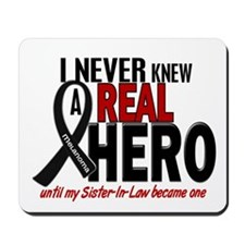 Never Knew A Hero 2 MELANOMA (Sister-In-Law) Mouse