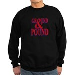 Ground & Pound Sweatshirt (dark)