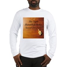 Hanukkah Harry Long Sleeve T-Shirt