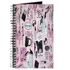 Pink Glamour Journal