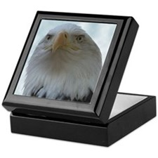 On Eagle's Wings Keepsake Box
