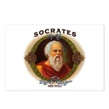 Socrates Philosopher Postcards (Package of 8)