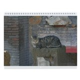 Cats of rome Wall Calendars