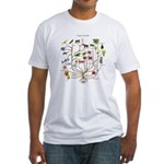 Tree of Life Fitted T-Shirt