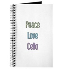 Cello Gift Journal