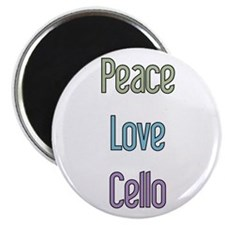 Cello Gift Magnet