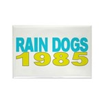 RAIN DOGS Rectangle Magnet (100 pack)
