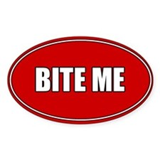 Sticker-Bite Me