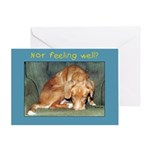 Toller Get-Well Card