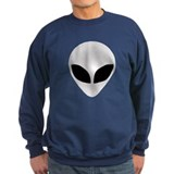 Alien Head (Smaller) Sweatshirt