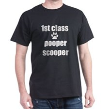 pooper scooper T-Shirt