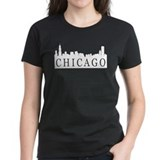Chicago Skyline Tee