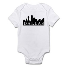 Dallas Skyline Infant Bodysuit