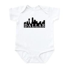 Dallas Skyline Infant Bodysuit