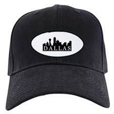 Dallas Skyline Baseball Hat