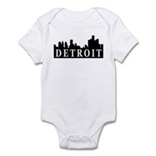 Detroit Skyline Infant Bodysuit
