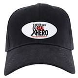 Never Knew A Hero 2 MELANOMA (Boyfriend) Baseball Hat