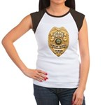 Wheat Ridge Police Women's Cap Sleeve T-Shirt