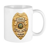 Wheat Ridge Police Mug