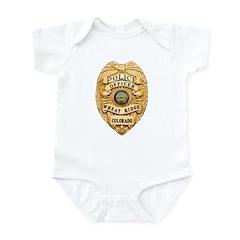 Wheat Ridge Police Infant Bodysuit