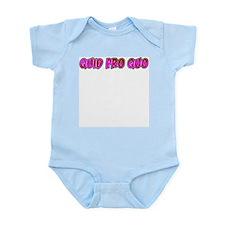 Quid Pro Quo Infant Creeper