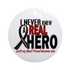 Never Knew A Hero 2 MELANOMA (Best Friend) Ornamen