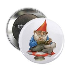 """Gnome 2.25"""" Button (10 pack)"""