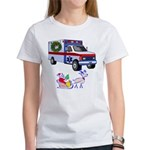 EMS Happy Holidays Greetings Women's T-Shirt