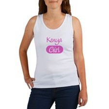 Kenya girl Women's Tank Top