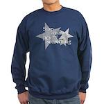 Stop Wishing and Do Something Sweatshirt (dark)