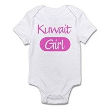 Kuwait girl Infant Bodysuit
