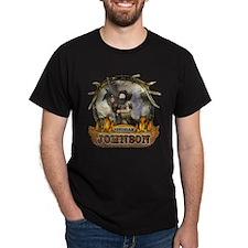Liver eating Johnson Jeremiah T-Shirt