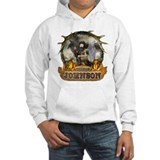 Liver eating Johnson Jeremiah Hoodie