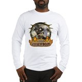Liver eating Johnson Jeremiah Long Sleeve T-Shirt