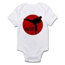-Hunter Karate Infant Bodysuit