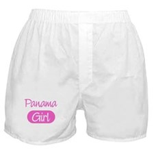 Panama girl Boxer Shorts