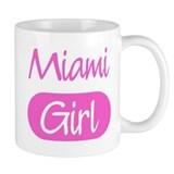 Miami girl Mug