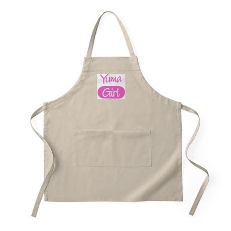 Yuma girl BBQ Apron