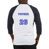 Topher - Birthday Baseball Jersey