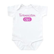 Turkmenistan girl Infant Bodysuit