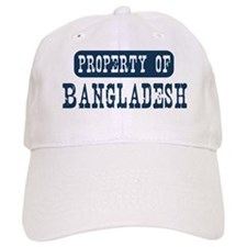 Property of Bangladesh Baseball Cap
